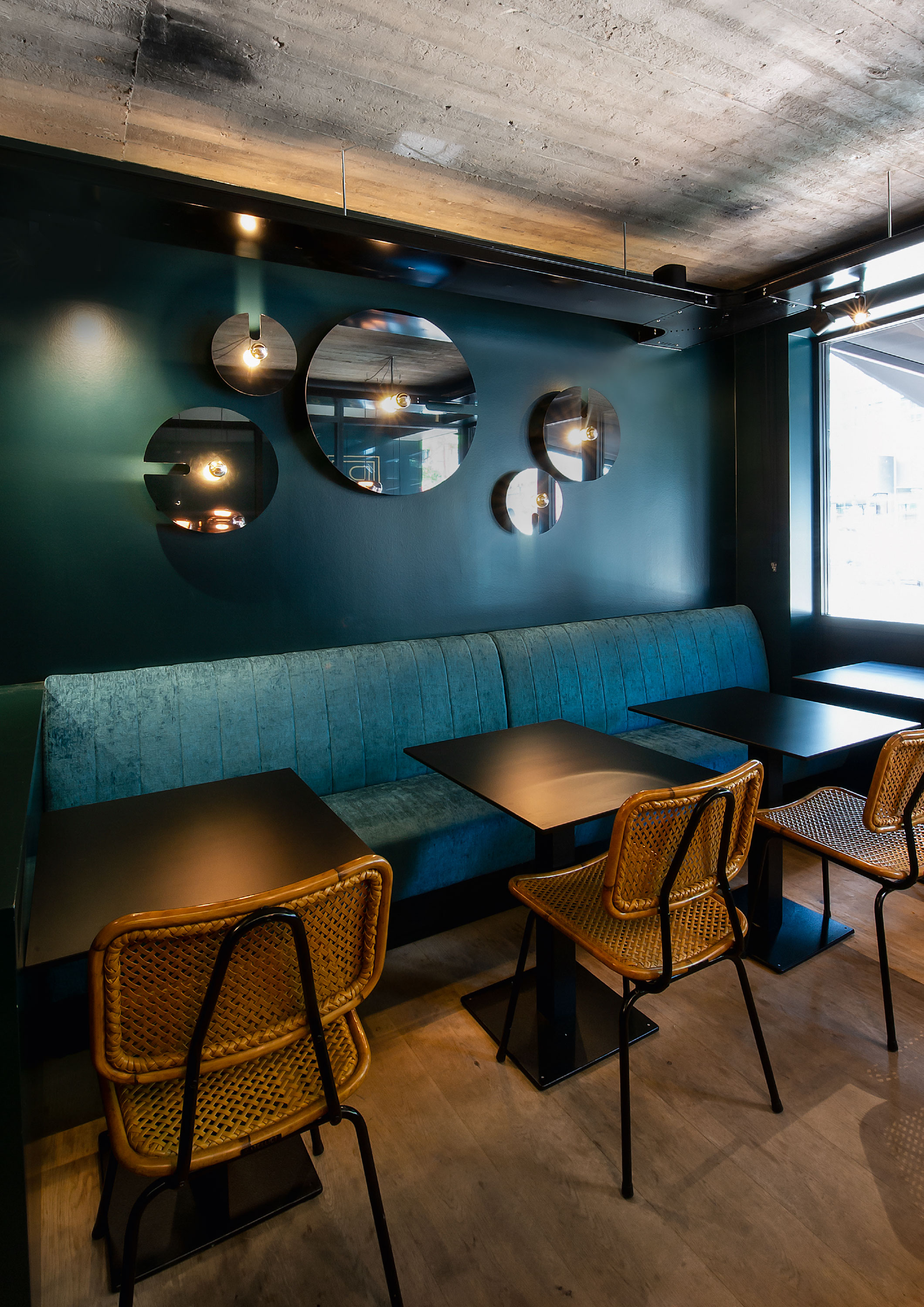 Lighting concept bars & restaurants | Wever & Ducré